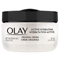 Olay Active Hydrating Cream Face Moisturizer, 1.9 fl oz