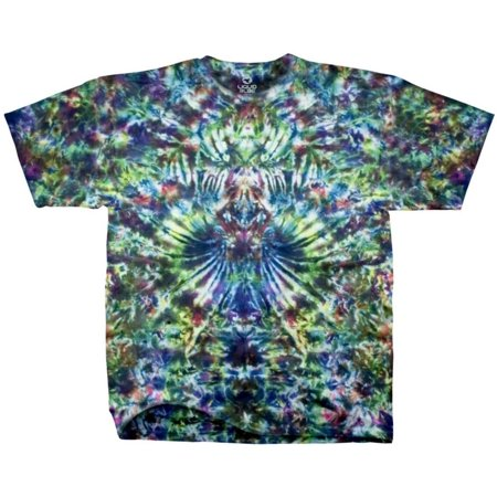 Crazy Krinkle Apparel T-Shirt - Tie Dye ()