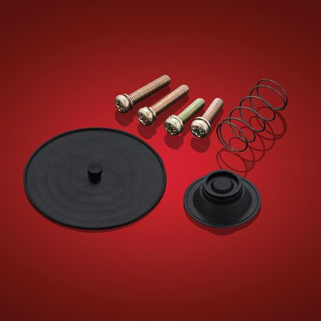 Show Chrome Accessories (5-601) Fuel Petcock Repair Kit