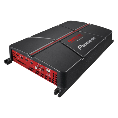 Pioneer 2-Channel Bridgeable Amplifier with 1000 Watts