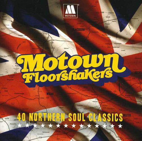 Motown Floorshakers / Various