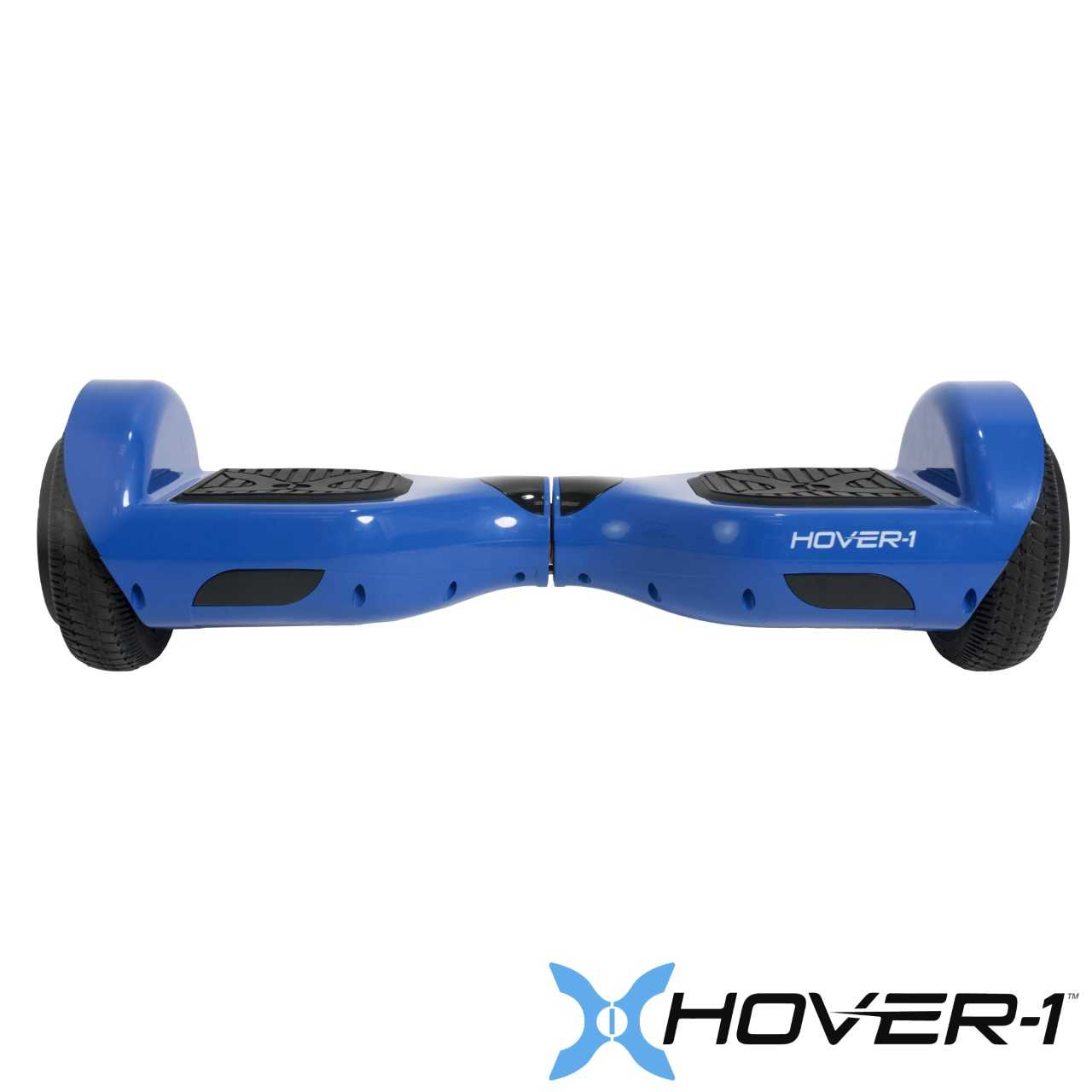 Hover 1 All Star Electric Self Balancing Hoverboard with LED Lights, Blue