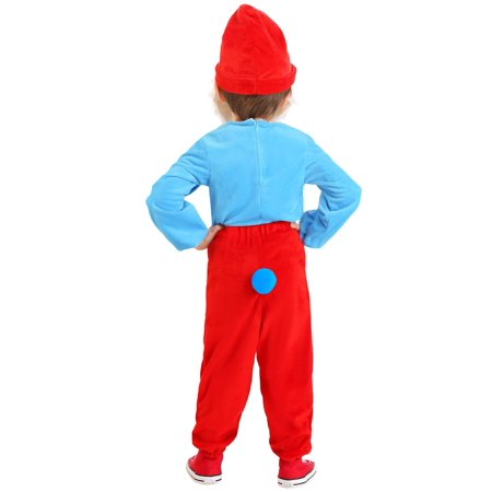 The Smurfs Toddler Papa Smurf Costume - image 4 of 4