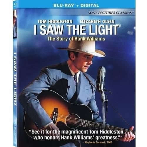 I Saw The Light (Blu-ray + Digital HD)