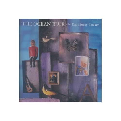 Ocean Blue - Davy Jone's Locker [CD]