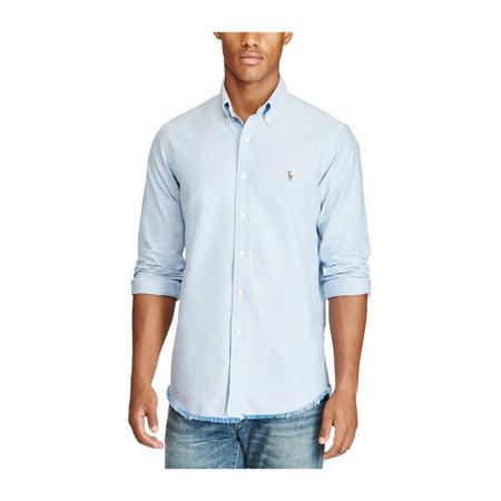 Ralph Lauren Mens Oxfords Button Up Shirt