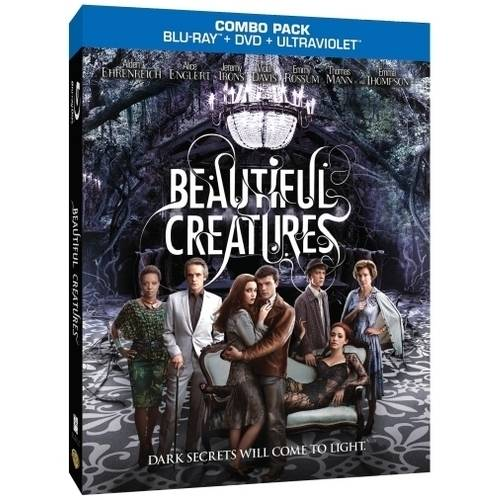 Beautiful Creatures (Blu-ray   DVD   UltraViolet) (With INSTAWATCH) (Widescreen)