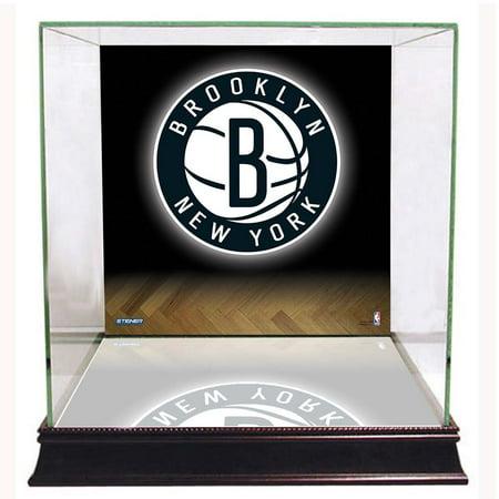 Brooklyn Nets Logo Background Case