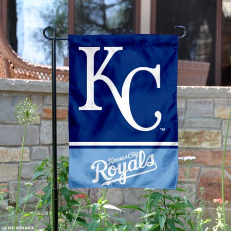 Kansas City Royals 12 5 X 18 Garden Flag