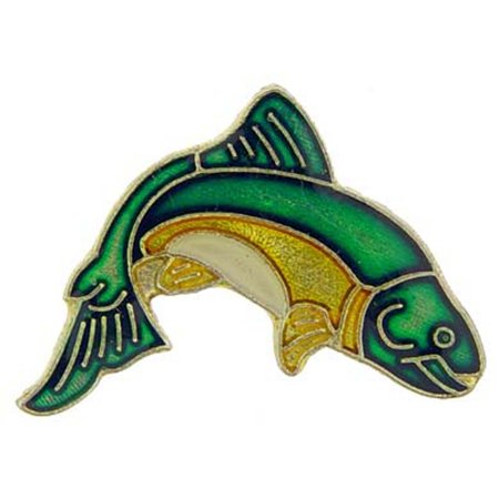 - Trout Fish Pin 1