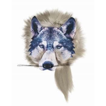 HAT - WOLF (Wolf Head Hat)