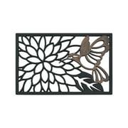 """A1HC Hummingbird Rubber Doormat - 20"""" X 30"""""""