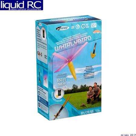 E2x Launch Set - Estes 1446 Whirlybird E2X Rocket Launch Set