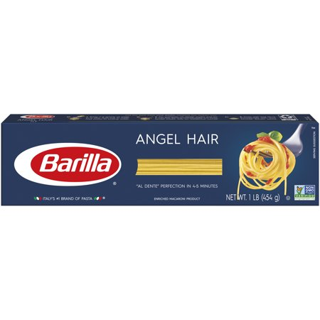 Chianti Pasta - Barilla® Classic Blue Box Pasta Angel Hair 16 oz