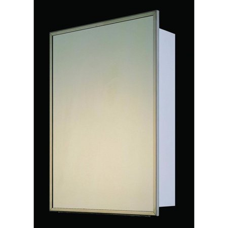 Ketcham Medicine Cabinets Deluxe Series 14 X 20 Recessed Cabinet