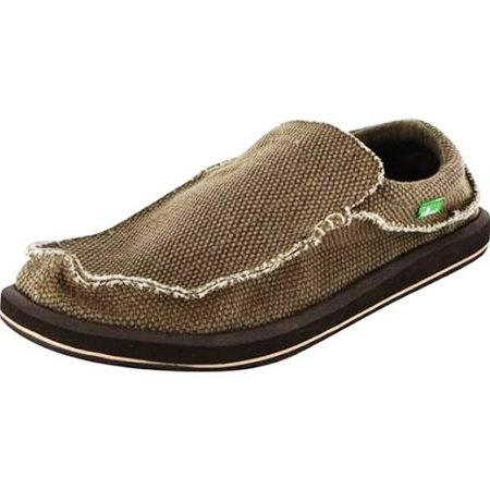 pamzbrand  sanuk casual shoes mens chiba frayed