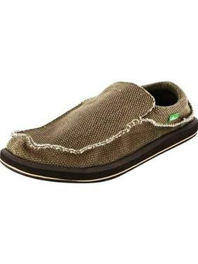c06b97584b9b4 Product Image sanuk casual shoes mens chiba frayed edge textile slip on  smf1047l