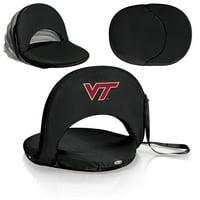 Virginia Tech Hokies Oniva Stadium Seat - Black