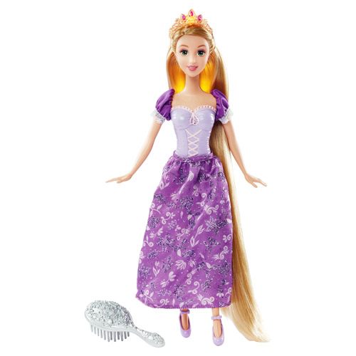 Mattel Disney's Tangled: Rapunzel Fashion Doll