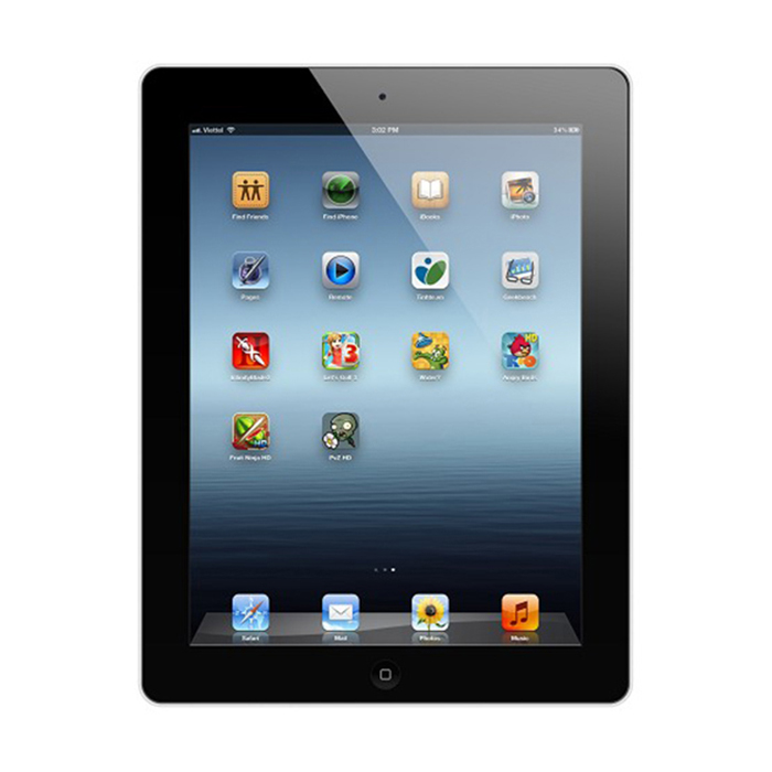 "Refurbished Apple iPad 2 WiFi 16GB 9.7"" LCD Bluetooth Tablet - MC769LL/A 2nd Gen"