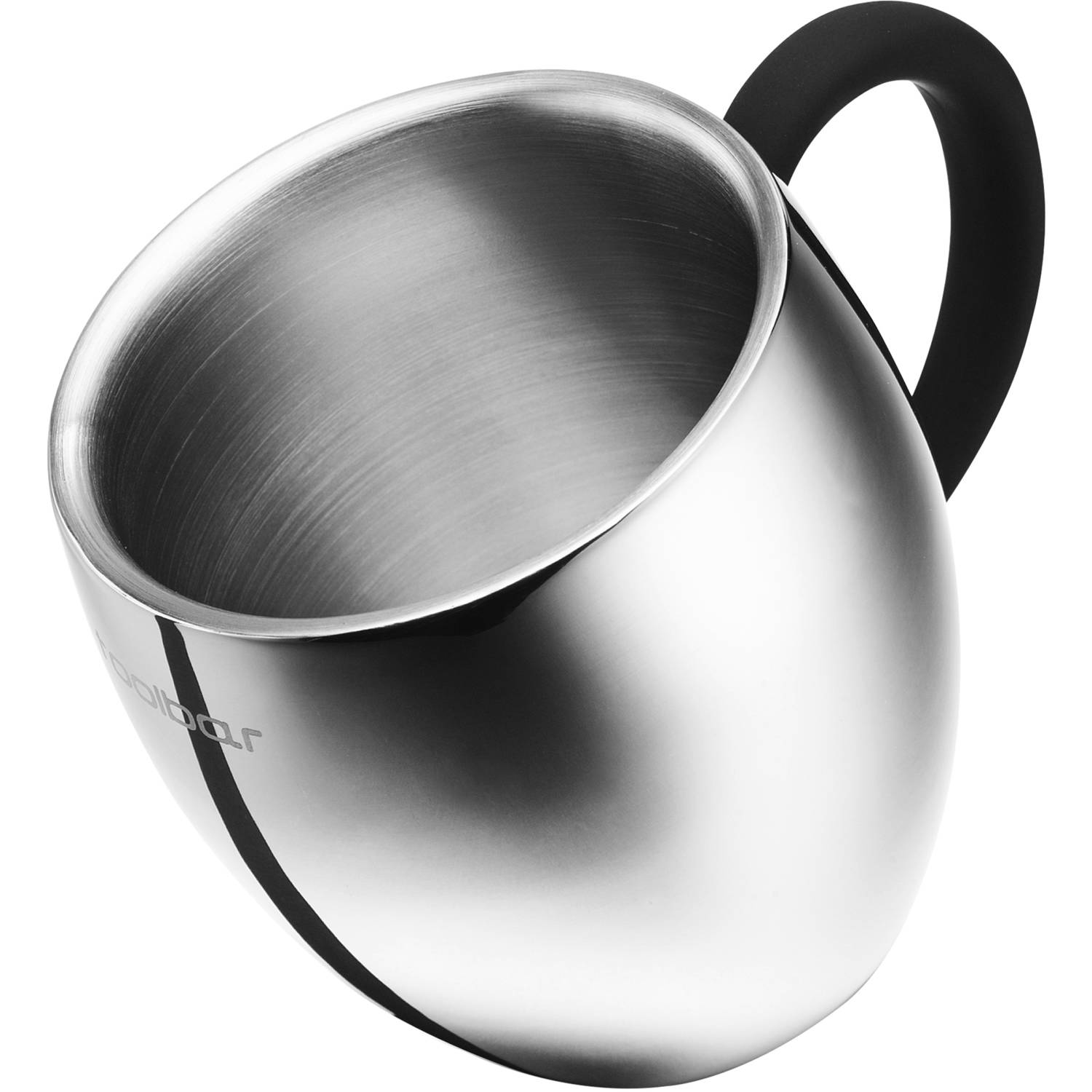 Metier Metal metier atelier 10 oz double wall insulated stainless steel coffee