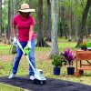 """Earthwise 7.5"""" Wide 2.5-Amp Motor Corded Electric Tiller/Cultivator, TC70025"""