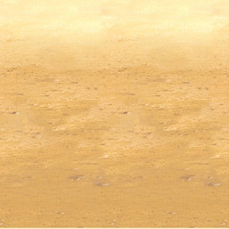 Pack of 6 Desert Sand Photo Backdrop Western Party Wall Decorations 4' x 30'