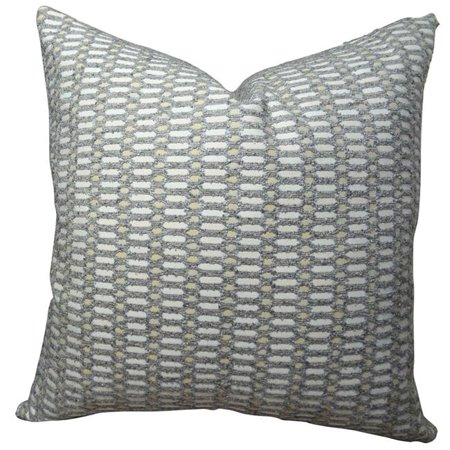 """Plutus Cicle Joiners Handmade Throw Pillow, (Double sided 16"""" x 16"""") - image 1 de 1"""