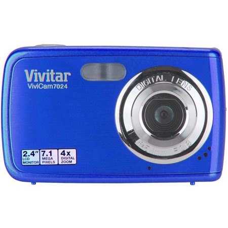 - Vivtar Vivicam V7024 Bluber 7.1MP 2.4In Screen