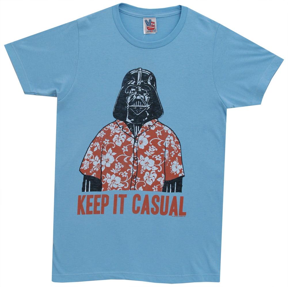keep it casual