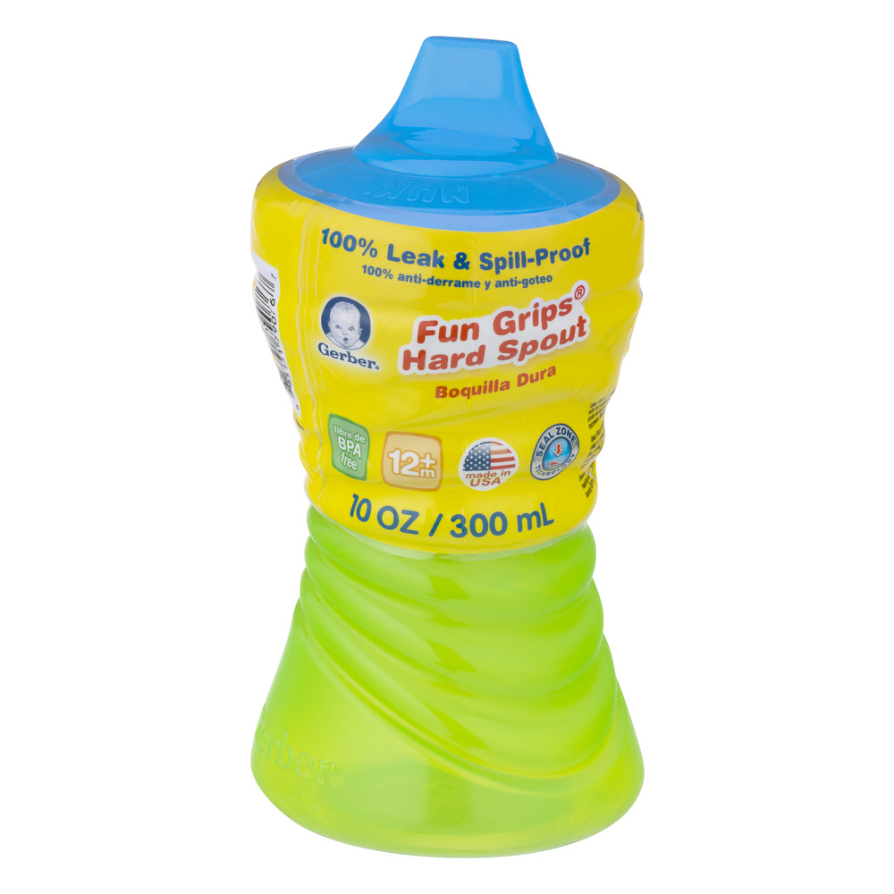 Gerber 100% Leak & Spill-Proof Hard Spout Cup - 1 CT