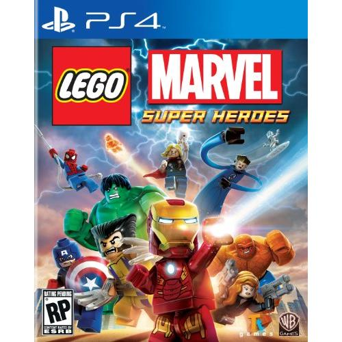 Wb Lego Marvel Super Heroes - Action/adventure Game - Playstation 4 (1000430096)