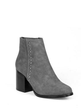 1480838f91623 Gray Womens Boots - Walmart.com