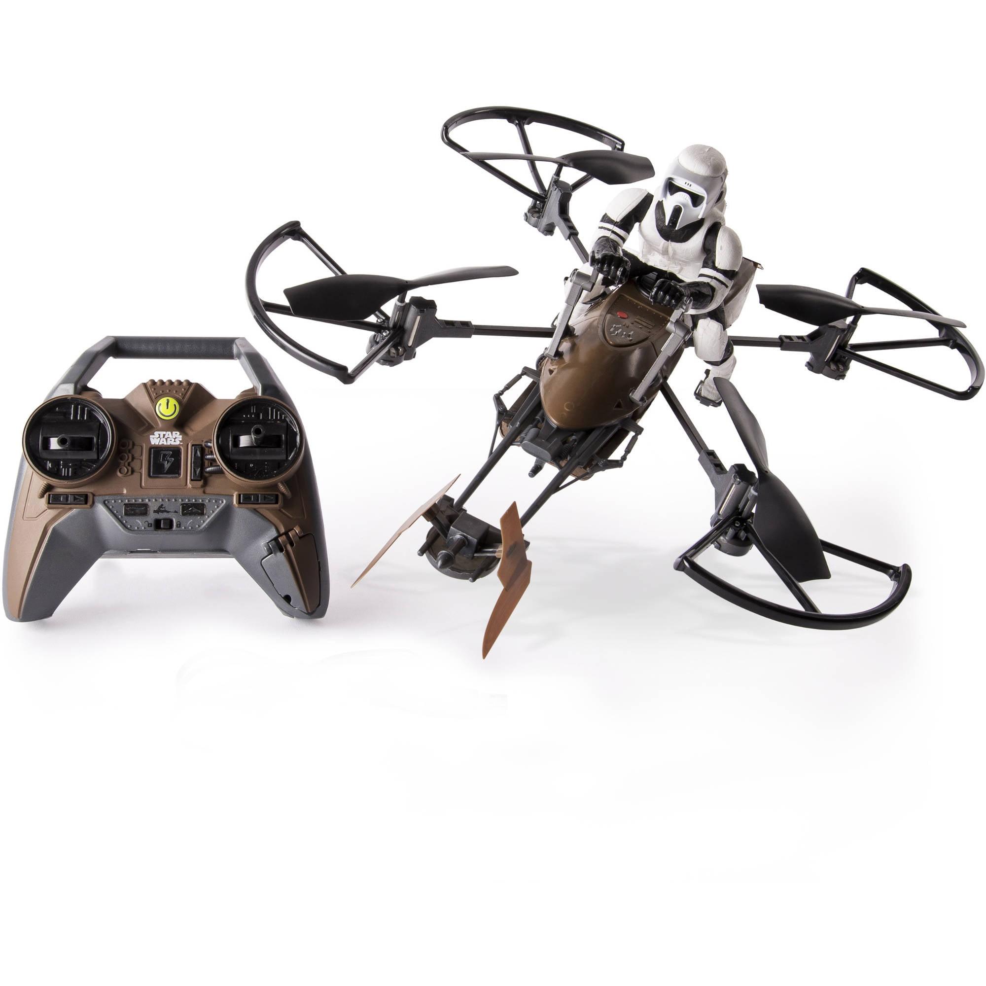 Air Hogs Star Wars, Rogue One Speeder Bike Remote Controlled Drone