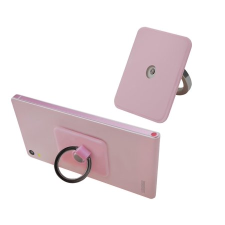 Ring Holder - Adhesive Universal Phone / Tablet Holder and Stand. Pink