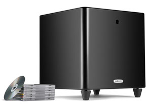 Polk Audio DSW Pro 660wi Open Box 12-inch 660-watt Wireless Ready Subwoofer by Polk Audio