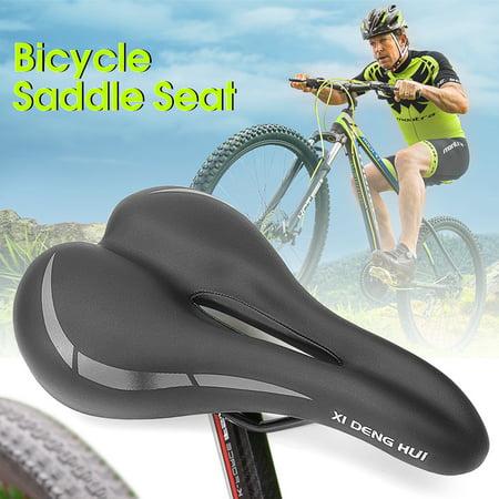 Newest Gel Foam Anatomic Relief Bike Saddle Seat MTB Bicycle Cycling Seat Cushion