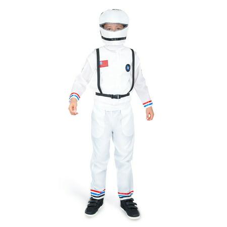 Boys Space Astronaut Costume - Space Age Costume