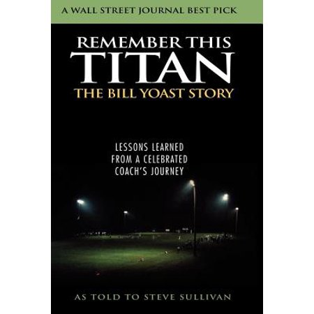 Remember This Titan - eBook