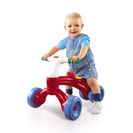 Fisher-Price Ready Steady Rider
