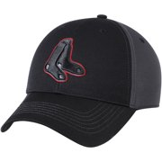 Boston Red Sox Fan Favorite Blackball Adjustable Hat - Black/Charcoal - OSFA