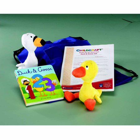 Childcraft Duck and Goose 123 Literacy Bag