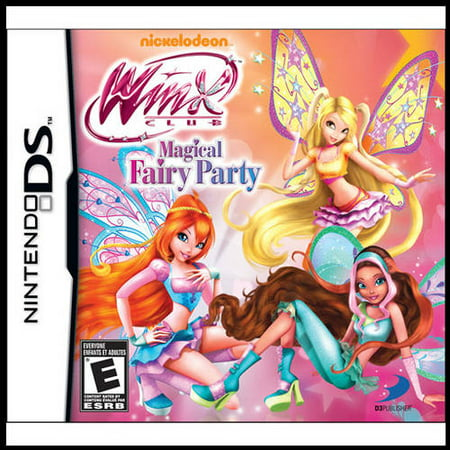 Winx Club Magical Fairy Party (DS) - Pre-Owned ()