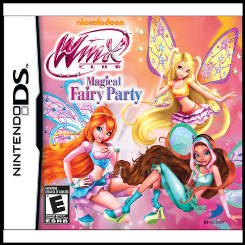 Winx Club Magical Fairy Party (DS) - Pre-Owned