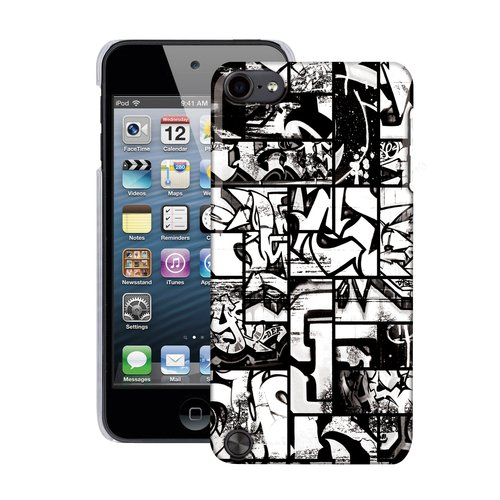 Dyse One Case for iPod Touch 5 - Comic Graff