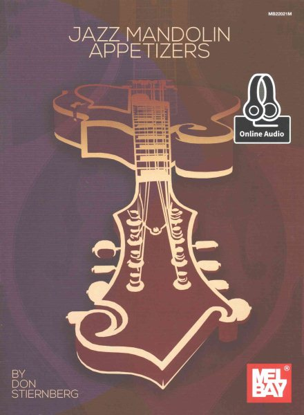 Jazz Mandolin Appetizers by