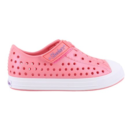 Girls Converse All Stars (Girl's Skechers, Guzman 2.0 Puddle Star Slip on)