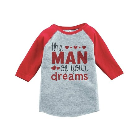 3a3d1a328 Custom Party Shop - Custom Party Shop Boy's Valentine's Day Toddler Vintage  Baseball Tee - Red / XL Youth (18-20) T-shirt - Walmart.com