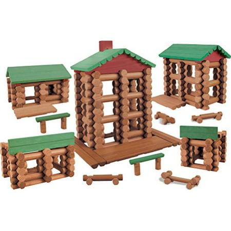 LINCOLN LOGS -Collector's Edition Village - 327 Pieces - For Ages 3+ - Preschool Education Toy - image 3 de 3