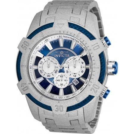 Invicta Men's Pro Diver Quartz Chronograph 100m Stainless Steel Watch